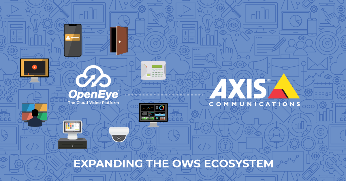 OpenEye adds integration with AXIS Guard Suite video analytics